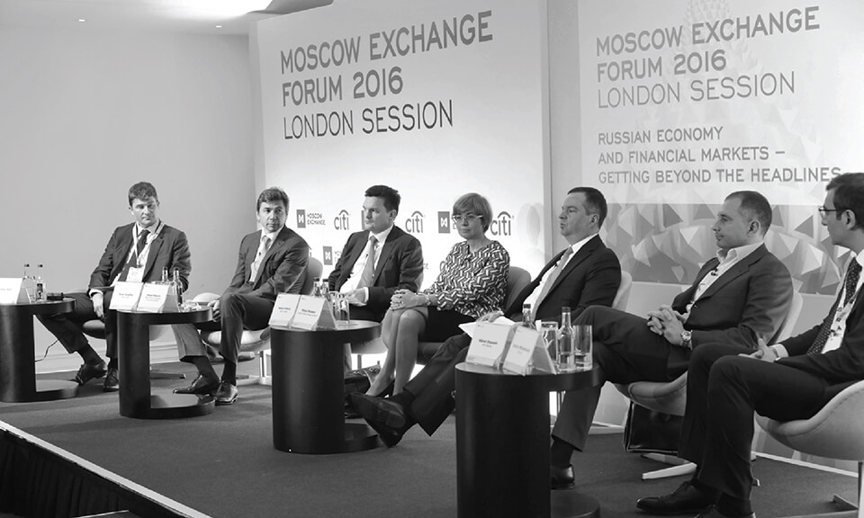 Exchange forum in london